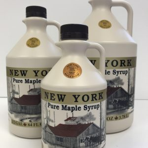 Pure Maple Syrup Bottles
