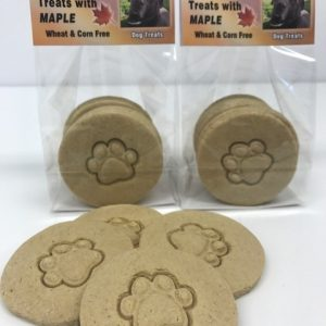 Package of Tucker's Treats with Maple