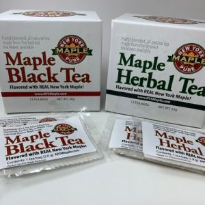 Maple Tea Boxes